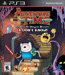 Adventure Time - Explore the Dungeon Because I Don't Know