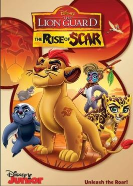 The Lion Guard: Rise of Scar v.f.