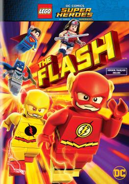 LEGO DC Super Heroes: The Flash v.f.