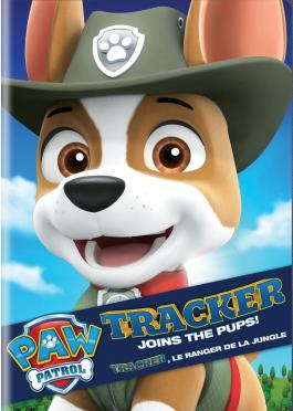 Paw Patrol: Tracker Joins the Pups v.f.