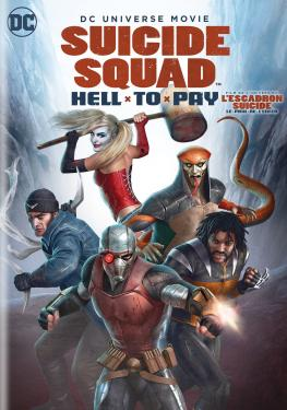 DCU: Suicide Squad: Hell to Pay v.f.