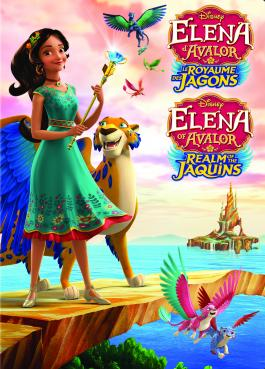 Elena of Avalor: Realm of the Jaquins v.f.