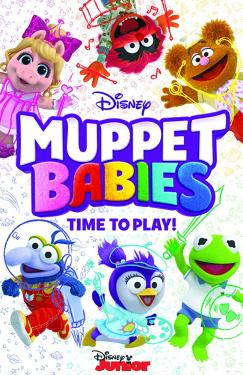 Muppet Babies The Series: Time to Play ! v.f.