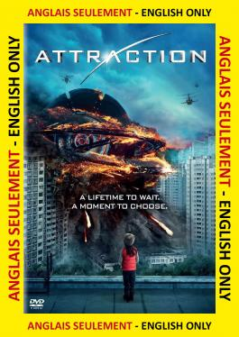 Attraction ANGLAIS SEULEMENT