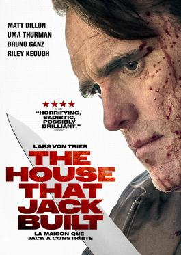 The House That Jack Built ANGLAIS SEULEMENT
