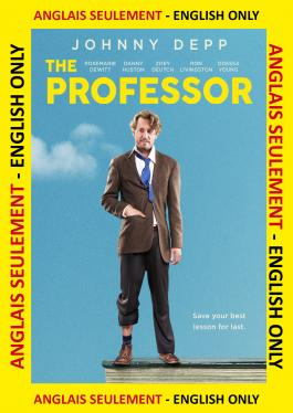 The Professor ANGLAIS SEULEMENT