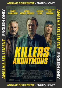 Killers Anonymous ANGLAIS SEULEMENT