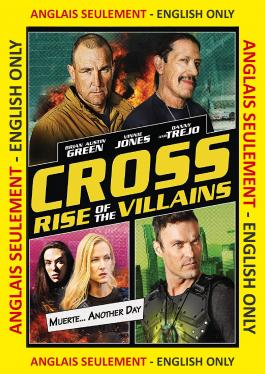 Cross: Rise Of The Villains ANGLAIS SEULEMENT