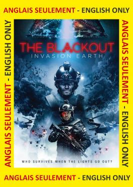The Blackout - Invasion Earth (ENG)