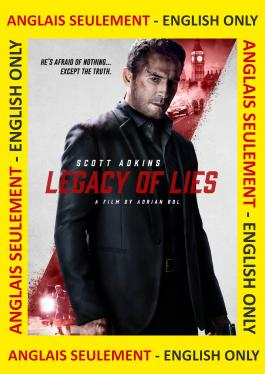 Legacy of Lies (ENG)